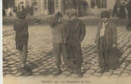 C.P. - MARSEILLE - LES MARAUDEURS DU PORT - C'ÉTAIT LA FRANCE - CECODI - REPRODUCTION - Vieux Port, Saint Victor, Le Panier