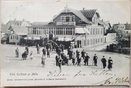 Sweden Hotel Korfitzon Mölle Höganäs1905 - Svezia
