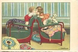 Themes Div-ref BB335- Illustrateurs - Illustrateur  Enfants A Bertiglia -  Carte Bon Etat - - Bertiglia, A.
