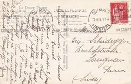 3 Lettres De FRANCE - Marcophilie (Lettres)