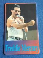 FREDDIE MERCURY - PhoneCard / TelefonKarte (TK9) - Personen