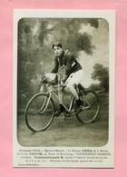 PHOTOGRAPHIE - PHOTO - CYCLES OREA / MAISON DEVOS à COUDEKERQUE BRANCHE Prés DUNKERQUE - - Cyclisme