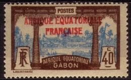 GABON 1924 YT 100** - MNH - SANS CHARNIERE NI TRACE - Gabon (1886-1936)