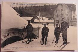 CPA - 88 - VOSGES - Douaniers Au Col De La Schlucht. - Gerardmer