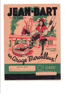 PROTEGE-CAHIER CIRAGE JEAN-BART - Book Covers