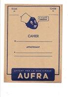 PROTEGE-CAHIER CIRAGE AUFRA - LA VIE DE PASTEUR - Book Covers