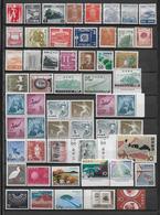JAPAN - SUPERBE COLLECTION MNH ** SUR 20 PAGES SCANNEES - COTE YVERT ENORME ENV. 1800/2000 EUR. - Japon