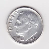 United States, 10c Roosevelt Dime, 1963, Philadelphia - Federal Issues