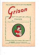 PROTEGE-CAHIER CIRAGE GRISON LA CHEVRETTE à VILLENEUVE LA GARENNE - Book Covers