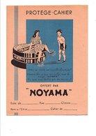 PROTEGE-CAHIER CIRAGE NOYAMA  à BOULOGNE - Book Covers