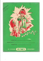 PROTEGE-CAHIER CIRAGE KIWI - NAPOLEON 1er - Protège-cahiers