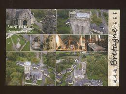 Plonévez-du-Faou (29) : Chapelle De Saint-Herbot - Plonevez-du-Faou