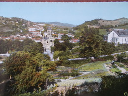 12 - AUBIN - Vue Panoramique. (Vue Générale- Rare) CPSM - France
