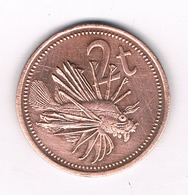 2 TOEA 1981 (mintage 10000 Ex) PAPOEA GUINEA //3567/ - Papua New Guinea
