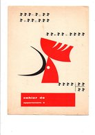 PROTEGE-CAHIER COMPTOIRS FRANCAIS - Book Covers