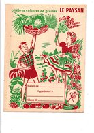 PROTEGE CAHIER GRAINES LE PAYSAN - Book Covers