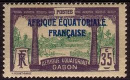 GABON 1924 YT 99** - MNH - SANS CHARNIERE NI TRACE - Gabon (1886-1936)