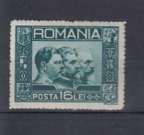 Rumänien (KK) Michel Cat.No. Mnh/** 418 - 1918-1948 Ferdinand, Charles II & Michael