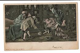 CPA - Carte Postale-Belgique-Fantaisie The  Stroefer Gravur -1906-VM2504 - Peintures & Tableaux