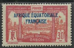 GABON 1924 YT 97** - NEUFS SANS TRACE DE CHARNIERE - MNH - Gabon (1886-1936)