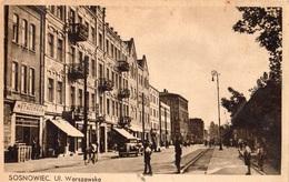 POLOGNE SOSNOWIEC UI WARSZAWSKA - Pologne