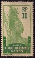 GABON 1922 YVERT 83** MNH - Gabon (1886-1936)