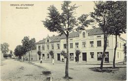 PLZ 17109 - DEMMIN - STUTERHOF - Baumannstrasse - Feldpost 7-9-1915 - Demmin