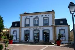 Courseulles-sur-Mer (14)- Cinéma (Edition à Tirage Limité) - Courseulles-sur-Mer