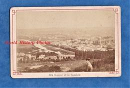Photo Ancienne CDV Vers 1900 - NAMUR Et La Sambre - Photographe à Identifier - Belgique Wallonie - Fotos