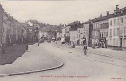 Meurthe-et-Moselle - Baccarat - Rue Des Ponts Avant La Destruction - Baccarat