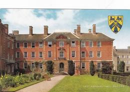 England Oxfordshire Oxford Lady Margaret Hall Postcard Unused Good Condition - Oxford