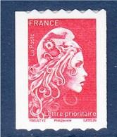 = Marianne L'Engagée 2018 Roulette N°1602 TVP Lettre Prioritaire Numéro Au Verso De 269 Neuf Adhésif - 2018-... Marianne L'Engagée