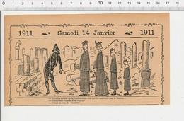 2 Scans Humour Hercule Homme Fort Poids Haltères Pesage Balance Haricots Pompéi Vésuve Jour Des Cendres Tailleur 226K - Vecchi Documenti