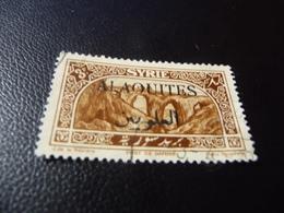 TIMBRE   ALAOUITES       N  31     COTE  1,40  EUROS    OBLITÉRÉ - Oblitérés