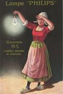 Publicité  Lampe Philips - Publicidad