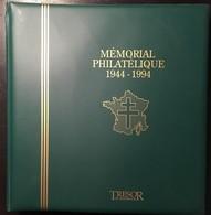 """Mémorial Philatélique 1944-1994 - Collection """"Mémoire Du Patrimoine"""" - Colecciones (en álbumes)"""