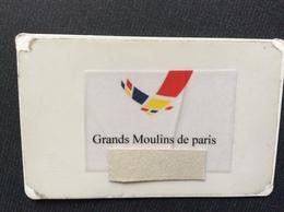 CARTE D'ENTREPRISE GRANDS MOULINS DE PARIS Bâtiments Universitaires - Frankreich