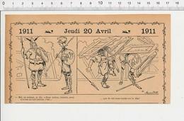 2 Scans Humour Scène De Théatre Décors Gaule Soldat Gaulois Le Ciel Nous Tombe Sur La Tête  226K - Vecchi Documenti