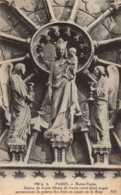 Dep 75 , Lot De 2 Cpa PARIS , 120EB , Notre Dame  ; 124EB , Notre Dame  (D09.5309 à 5312) - Notre Dame De Paris