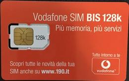 Paco \ ITALIA \ Vodafone \ IT-VOD-GSM-BIS ? \ Vodafone SIM BIS 128K - Scopri Le Novità... (190.it) - Italia