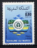 MAROC - 985** - JOURNEE MONDIALE DE L'ENVIRONNEMENT - Maroc (1956-...)