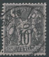 Lot N°48475  N°103, Oblit Cachet à Date De PARIS JOUNAUX PP 30 - 1876-1898 Sage (Type II)