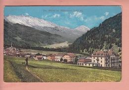 OUDE POSTKAART ZWITSERLAND - SCHWEIZ -     STA. MARIA 1907 - GR Grisons