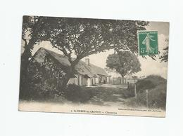 CPA ST FIRMIN LES CROTOY - France