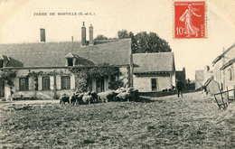 BORVILLE   =  Ferme 1   647 - France