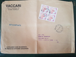 (32483) STORIA POSTALE ITALIA 1985 - 1946-.. République