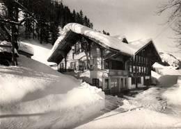 CPSM - ABLÄNDSCHEN - Hôtel WEISSES KREUZ - BE Berne