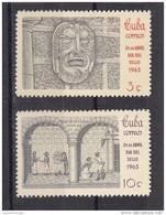 Cuba Nº 665 Al 666 - Unused Stamps
