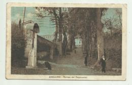 AVELLINO - RAMPA DEI CAPPUCCINI  VIAGGIATA FP - Avellino