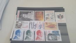 LOT 451818 TIMBRE DE MONACO NEUF** LUXE FACIALE EN EUROS 14,5 € - Monaco